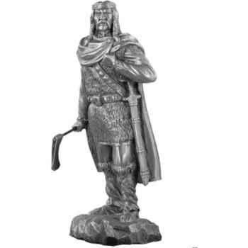 Figurines étains Clovis -MA018