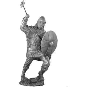 Figurines étains Charles martel -MA020