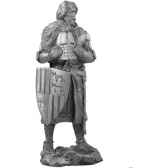 figurines etains gaston phebus ma021