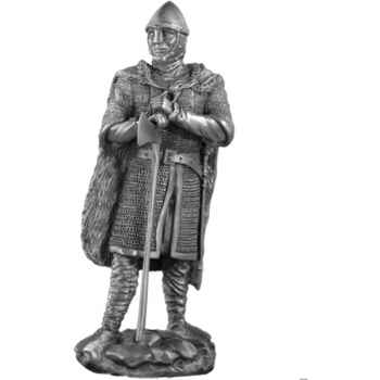 Figurines étains Guillaume le conquerant -MA026