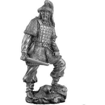 Figurines étains Attila -MA028