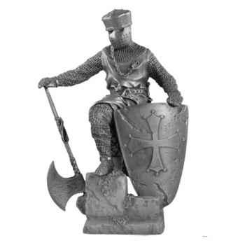 Figurines étains Chevalier cathare -MA043