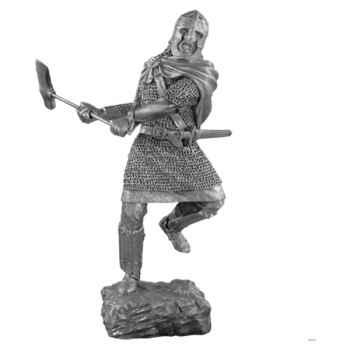 Figurines étains Saxon -MA044