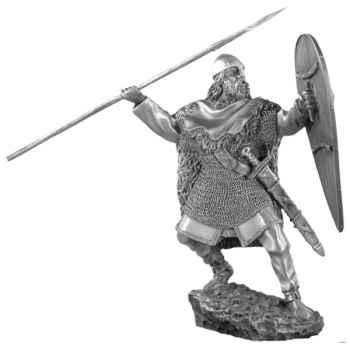 Figurines étains Harold -MA047