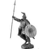 figurines etains wisigoth ma060