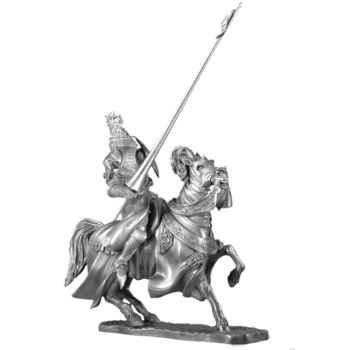 Figurines étains Tournoi - le vaincu -MA063