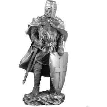 Figurines étains Ordre du temple -MA003