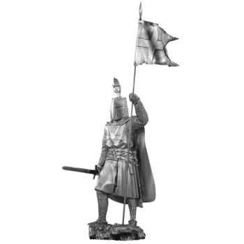 Figurines étains Chevalier teutonique -MA025