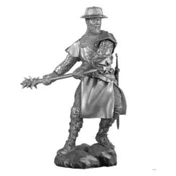 Figurines étains Sergent templier -MA049