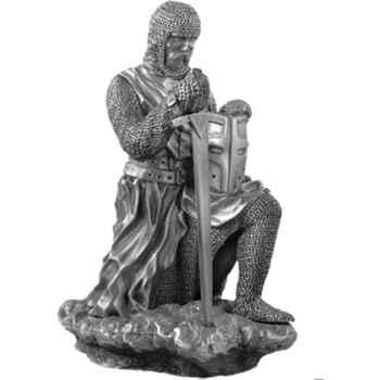 Figurines étains Croisé -MA034