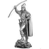 figurines etains robin des bois ma052