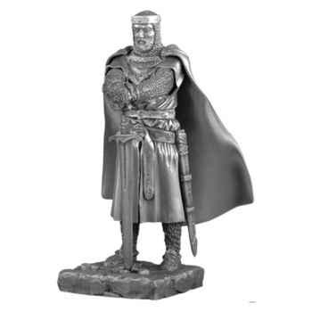 Figurines étains Roi richard -MA054