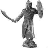 figurines etains sarrazin ma032