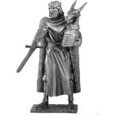 figurines etains chevalier de la table ronde arthur tr001