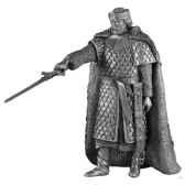 figurines etains roi arthur ad001