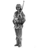 figurines etains cornemusier ad005