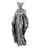 figurines etains morgane ad006