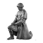 figurines etains chevalier percevaad007
