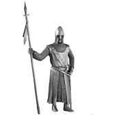 figurines etains garde royadroit ad009
