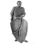 figurines etains chevalier bohors ad014