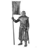 figurines etains chevalier gauvain ad015