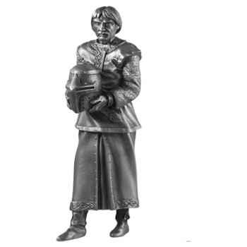 Figurines étains Chevalier urien -AD016