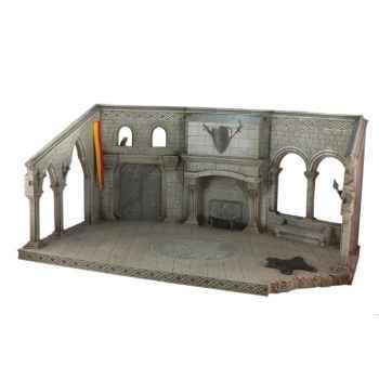 Figurines étains Salle d'armes -AD018