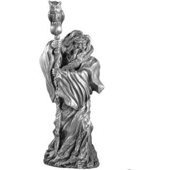 Figurines étains Merlin -MA010