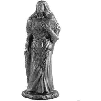 Figurines étains Guenièvre -MA013