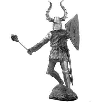 Figurines étains Gauvain -MA016