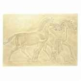 cavalier et chevaux rmngp ra001010