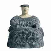statuette de femme de bactriane rmngp ra001038