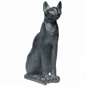 "Chatte de la déesse bastet ou ""chat au collier\"" Rmngp -RE000006"