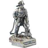 figurines etains firefighter n 2 usa fw009
