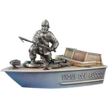Figurines étains Vigili del fuoco- Italie -FW013