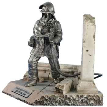 Figurines étains Pompier Allemand -FW014
