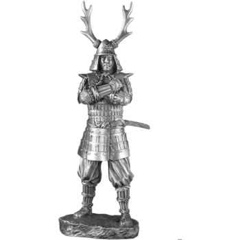 Figurines étains Samourai du XVIIème - -SA002