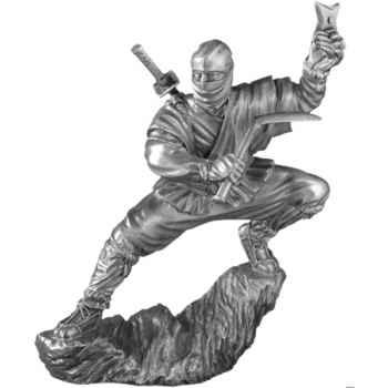 Figurines étains Ninja -SA004