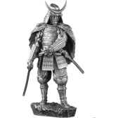 figurines etains samourai du xvieme sa010