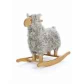 mouton a bascule gris teddykompaniet 1379