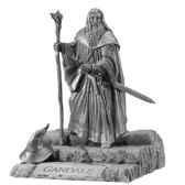 figurines etains gandalf lr001