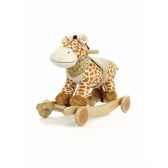 girafe diinglisar a bascule musicale teddykompaniet 2153