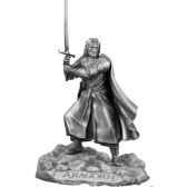 figurines etains aragorn lr003