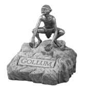 figurines etains gollum lr006
