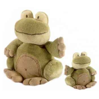 Peluche Animadoo grenouille - Animaux 7067