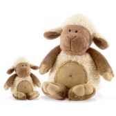 peluche animadoo mouton animaux 7064