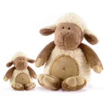 Peluche Animadoo mouton - Animaux 7064