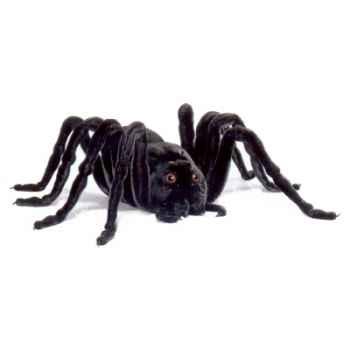 Peluche Araignée noire - Animaux 5322