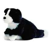 peluche border colley animaux 1615