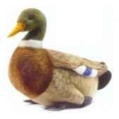 peluche canard colvert animaux 3601